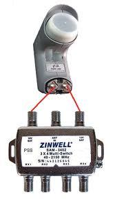 images 3x4 multi switch lnb power supply sw34 fta satellite bell dish zinwell 3x4 multiswitch wiring diagram at soozxer.org