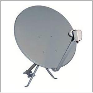 3 Ft J Pole Pipe Hd Antenna Satellite Dish Mount 8 Bay Ota